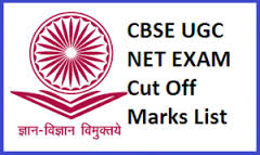cbse net cut off criteria.in
