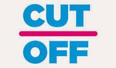 cut off list